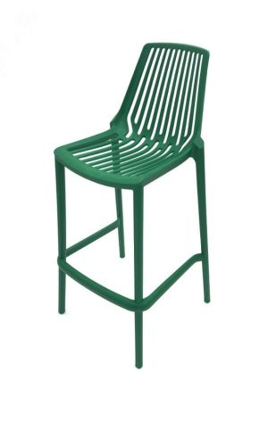 Green Plastic Bar Stool Hire - Indoor & Outdoor Events, Exhibitions