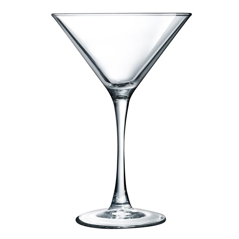 17cl Martini Cocktail Glass Hire - BE Event Furniture Hire