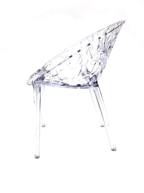Clear Umbria Chairs
