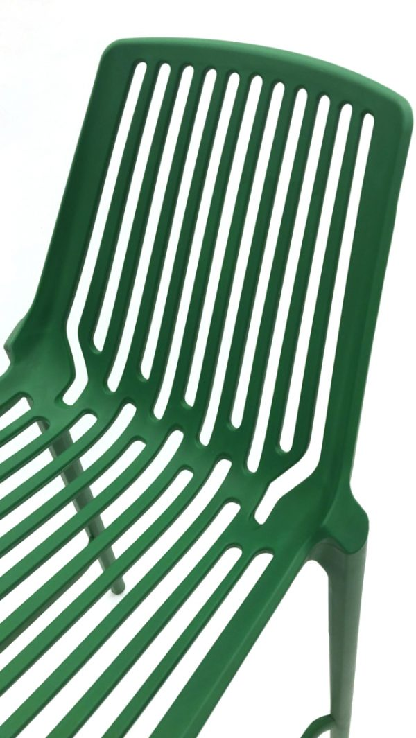 Green Bar Stools