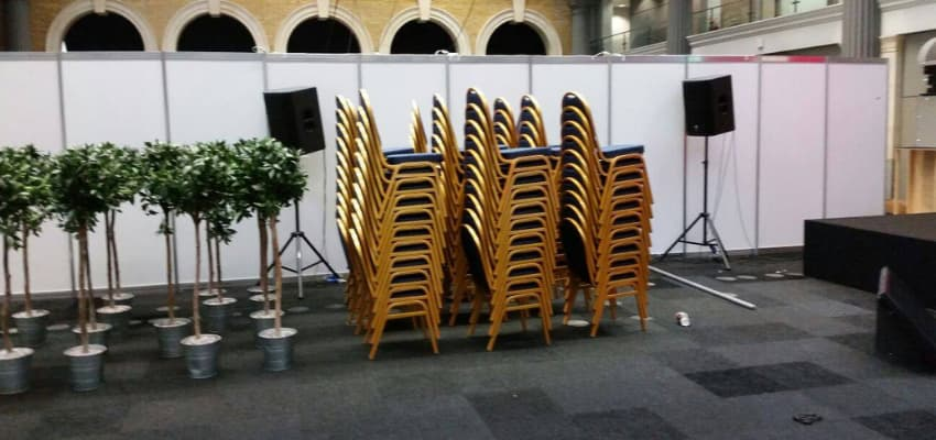 How Much Does It Cost To Hire Banqueting Chairs? - BE Event Furniture Hire