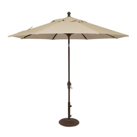 Cream Parasol - Patio Umbrella to Hire - BE Event Hire