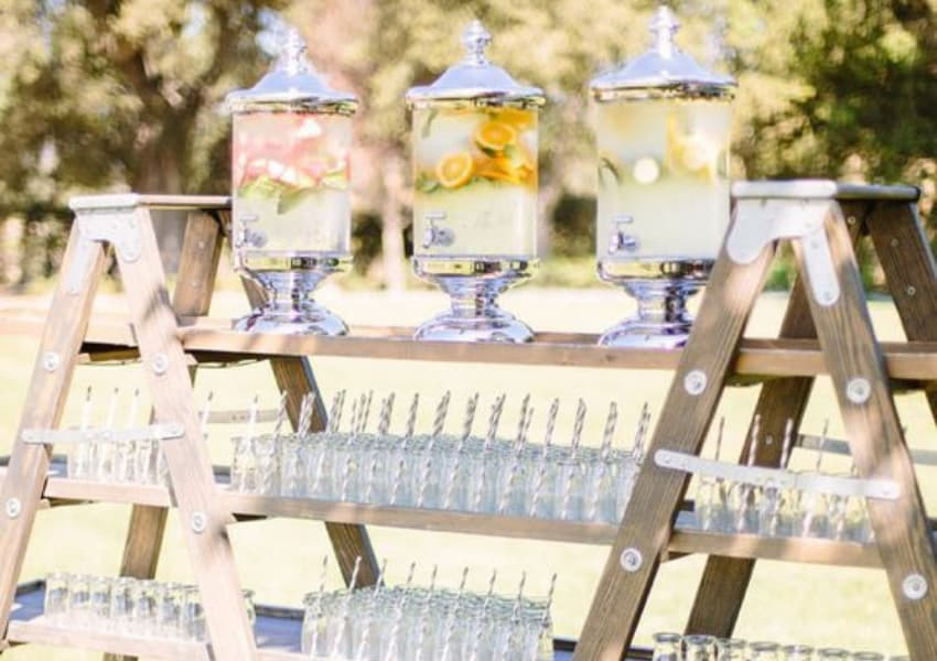 Wedding Bars Tips and Drinks - BE Event Furniture Hire