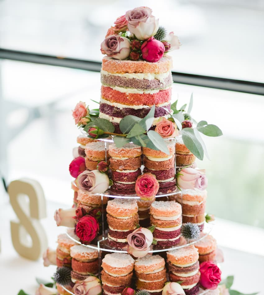 How weddings have changed - wedding cakes - BE Event Furniture Hire