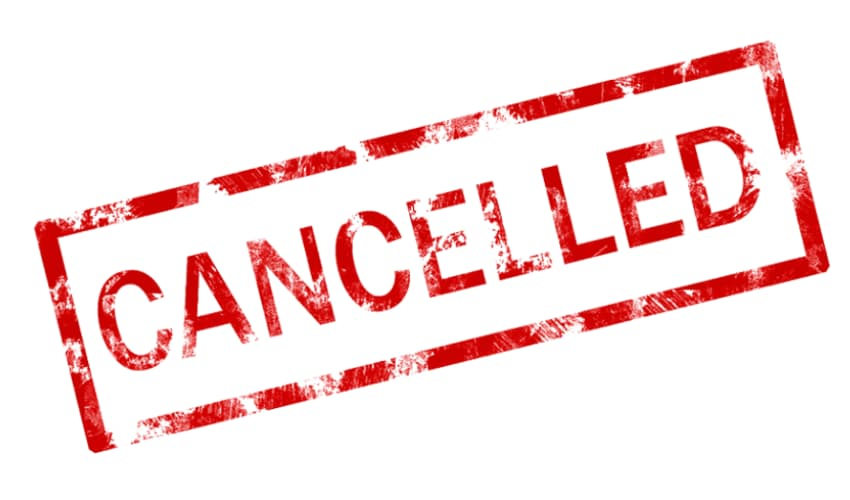 You Cancelled Your Event, What Now? - BE Events Furniture Hire