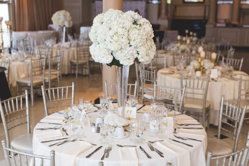 Making a Large Events Venue Feel Smaller & Intimate - BE Event Furniture Hire